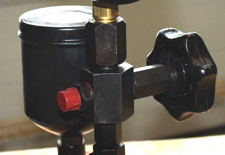 reservoir pompe a tarer
